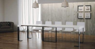 comprar mesa consola extensible 3 metros ofertas