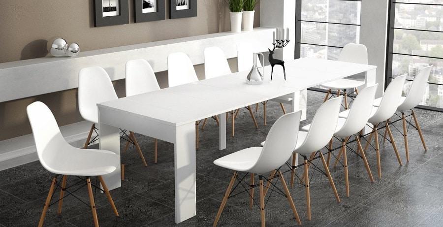 comprar mesa consola extensible opiniones