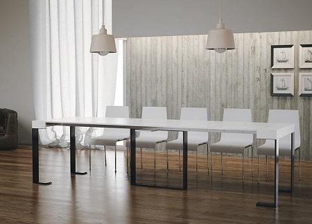 mesa comedor extensible 14 sillas