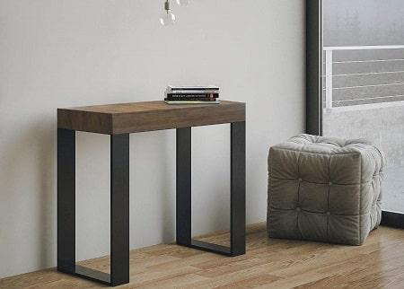 mesa consola extensible 14 plazas precios